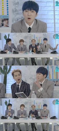 韓国ボーイズグループ「WINNER」が、2ndアルバム発売前の感想を明かした。(提供:OSEN)
