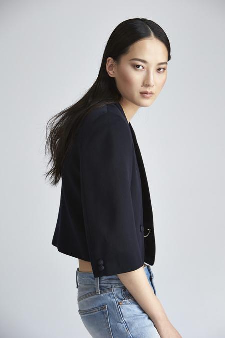 アジア系トップモデルのヘリム・パク、結婚10年目で待望の妊娠(提供:news1)