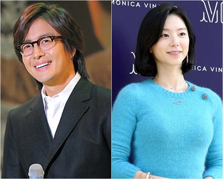 【公式】俳優ペ・ヨンジュン-パク・スジン夫妻、4月中に第二子が誕生予定! (提供:OSEN)
