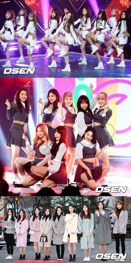 韓国アイドルグループ「SUPER JUNIOR」のバラエティ番組「SUPER TV」にガールズグループ「宇宙少女」、「Weki Meki」、「gugudan」らガールズグループが総出動する。(提供:OSEN)