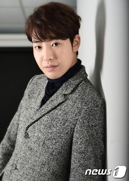 韓国俳優パク・ミヌが交通事故に遭っていた事実が遅れてわかった。(提供:news1)