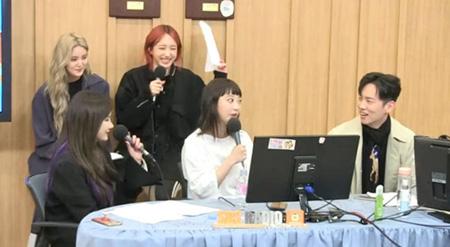 ラジオ出演「EXID」ヘリン、「V.I(BIGBANG)の妹とは小学校の友人、ユンホ(東方神起)は中学の先輩」と明かす