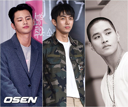 男性芸能人たちの軍隊の問題は韓国国内で一番敏感なイシューの中の一つだ。(提供:OSEN)