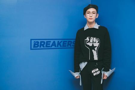 Mnetソーシャルミュージックバトル「Breakers」のMVを務めるアイドルグループ「SHINee」キー(Key)が放送を控えて心境を明かした。(提供:news1)