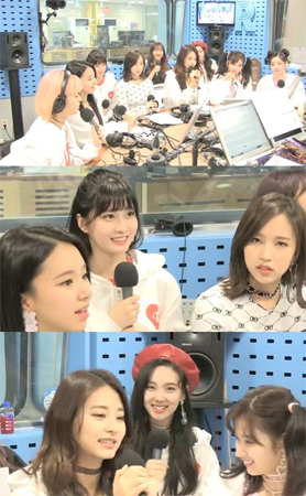 韓国ガールズグループ「TWICE」が新曲「What is Love? 」の1位に感激する心境を明かした。(提供:OSEN)