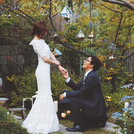 【公式】俳優ペ・ヨンジュンの妻で女優パク・スジン、第二子となる女児を出産(提供:news1)
