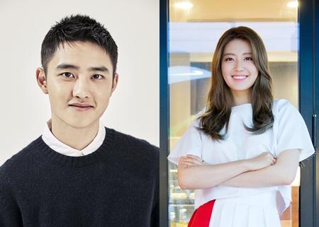 D.O.(EXO)&女優ナム・ジヒョン、tvNドラマ「100日の朗君様」出演へ(提供:news1)