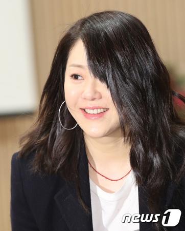 韓国女優コ・ヒョンジョンが、イベントに訪れた日本のファンに「会えてとてもうれしい」と感謝の気持ちを伝えた。(提供:news1)