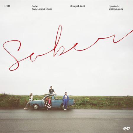 DJ HYO(少女時代ヒョヨン、28)のデビュー曲「Sober」が3バージョンで公開される。(提供:OSEN)