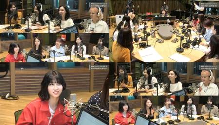 韓国ガールズグループ「TWICE」がJYP新社屋について言及した。(提供:news1)