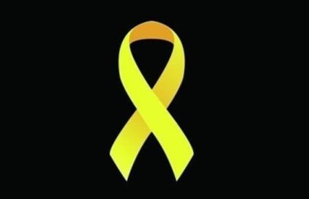 俳優ユン・ギュンサン、セウォル号沈没事故4周忌を追悼 「イエローリボンは政治ではない」(提供:news1)