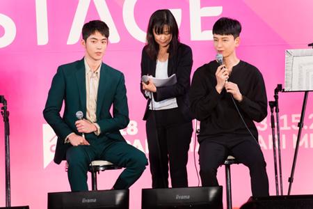 YG所属俳優ナム・ジュヒョク、KCON 2018に出演! 自身主演ドラマDVD発売記念イベントに観客大熱狂(オフィシャル)
