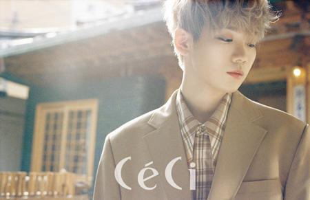 「JBJ」高田健太、「CeCi」で単独グラビア「ソウルは僕にとって夢のある場所」(提供:news1)