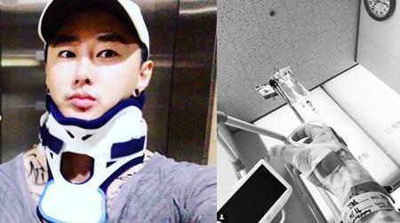 歌手カン・ジョンウク、難病の後縦靱帯骨化症を告白…「再手術、恐ろしいけど勝たなければ」(提供:OSEN)