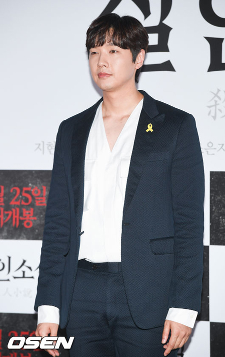 映画「殺人小説」主演のチ・ヒョヌ 「6月の地方選挙前、ぜひ映画を見てほしい」