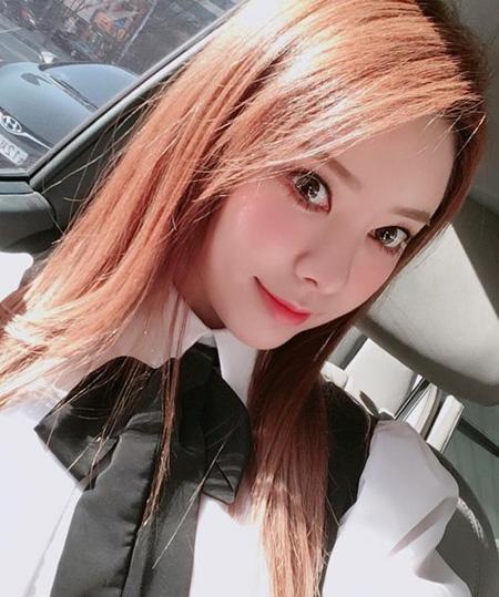 韓国歌手XXinnara(シンナラ)が交通事故に遭ったことがわかった。(提供:OSEN)