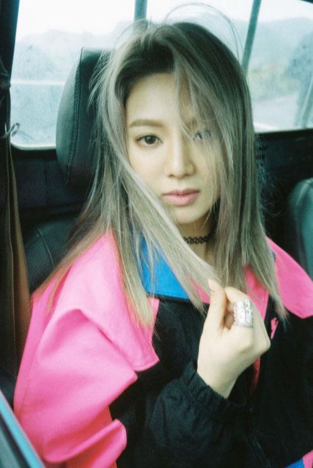 DJ HYOことヒョヨン(少女時代)、iTunes11か国で1位に! (提供:OSEN)