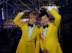 韓国トロット歌手テ・ジナと、歌手兼タレントとして活躍しているKangNamが、音楽番組に相次いで出演する。(提供:news1)