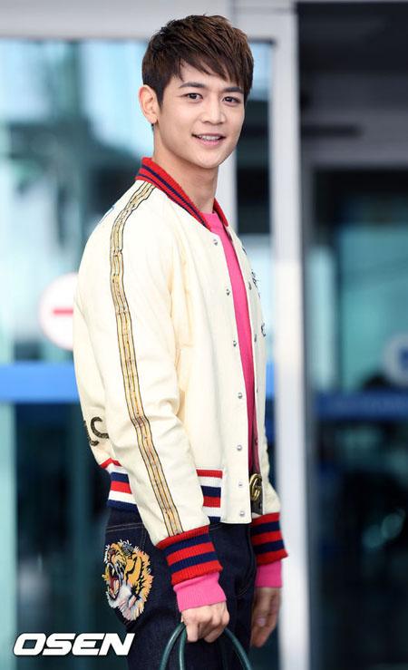ミンホ(SHINee)、MBC「線を超えるやつら」の海外ロケでヨルダンへ