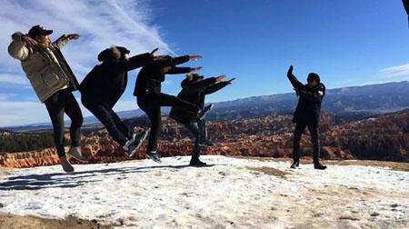 俳優チャン・ヒョク、バラエティ「パッケージ」で17年ぶりに映画「火山高」を再現(提供:OSEN)