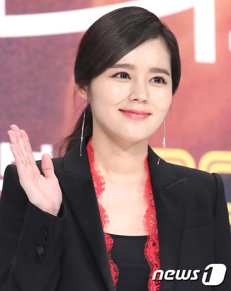 韓国女優ハン・ガインが「ミストレス」の台本が面白くてカムバックを決心したと明かした。(提供:news1)