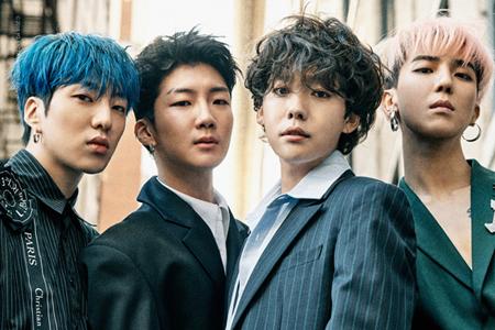 「WINNER」、約4年ぶりの2ndアルバム「EVERYD4Y」日本盤が6月13日リリース決定(オフィシャル)
