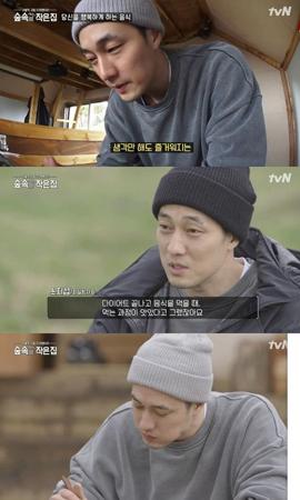 韓国俳優ソ・ジソブが、ダイエット後に楽しみにしている食べ物について語った。(提供:OSEN)