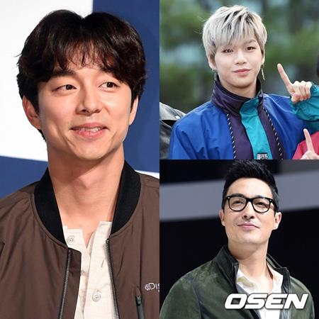 男性広告モデルブランド評判2018年4月の調査結果、1位はコン・ユ、2位はカン・ダニエル(Wanna One)、3位はダニエル・ヘニーだった。(提供:OSEN)