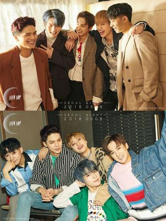 韓国ボーイズグループ「TEENTOP」が、ニューアルバムのコンセプト写真を公開した。(提供:OSEN)