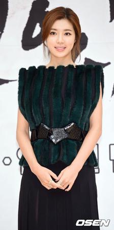 韓国女優パク・ハンビョル(33)が、一児の母親になった。(提供:OSEN)