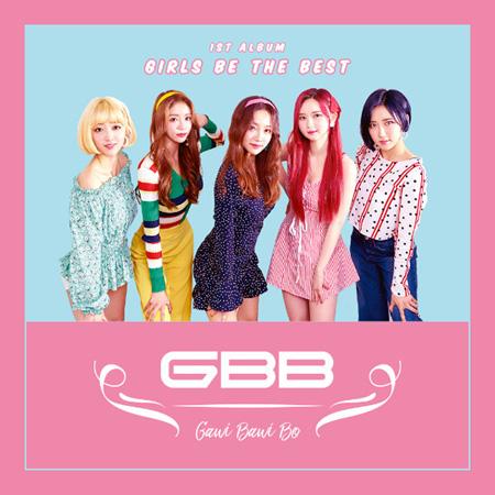 レトロがコンセプトの新人グループ「GBB」、きょう(1日)正午にデビュー(提供:OSEN)