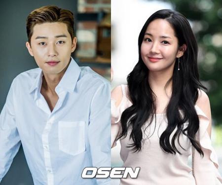 """韓国俳優パク・ソジュン(29)と女優パク・ミニョン(32)の""""ケミストリー""""が期待されているtvN新ドラマ「キム秘書がなぜそうか? 」の放送開始日が決まった。(提供:OSEN)"""