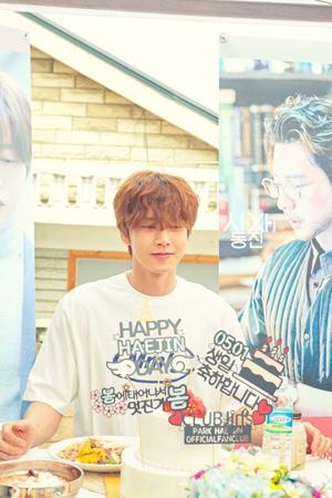 韓国俳優パク・ヘジン(35)が、世界中のファンとの温かな交流で話題になっている。(提供:OSEN)