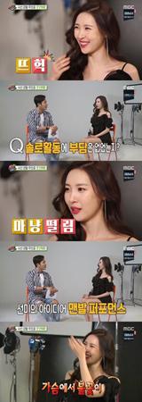 韓国歌手ソンミ(元Wonder Girls)が、インタビューで近況を語った。(提供:OSEN)