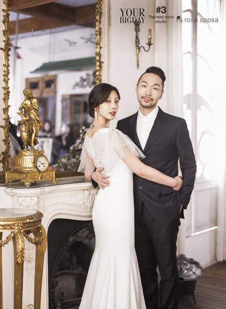 【公式】「NINE MUSES」ソン・ソンア、結婚を発表=お相手はDJ Da.Q(提供:OSEN)