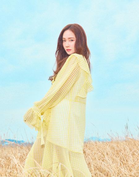 韓国歌手ジェシカが米国UTA (United Talent Agency)とパートナーシップ契約を締結した。(提供:OSEN)
