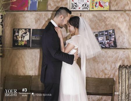 結婚発表のソン・ソンア(NINE MUSES)、直筆手紙でファンへ報告 「彼は一緒に夢をみられる人」(提供:OSEN)