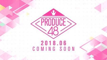 話題の中心に立つグローバルアイドル育成プロジェクト番組Mnet「PRODUCE 48」のリハーサル中にドローンが落ちる事故が起きた。(提供:OSEN)