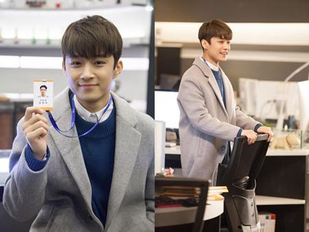 韓国バンド「FTISLAND」メンバーのイ・ジェジンが、新ドラマ「リッチマン」で俳優として活躍する。(提供:OSEN)