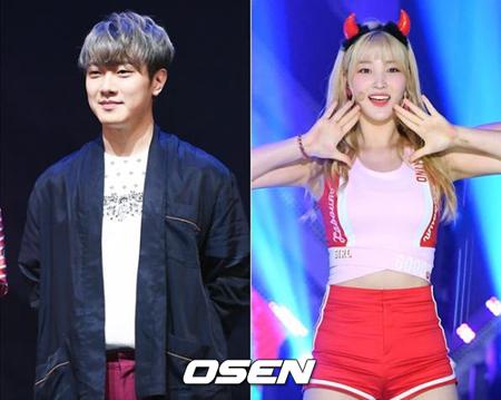 韓国男性グループ「FTISLAND」チェ・ミンファン(25)が、妻でガールズグループ「LABOUM」元メンバーのユルヒ(20)の妊娠と結婚式について伝えた。(提供:OSEN)