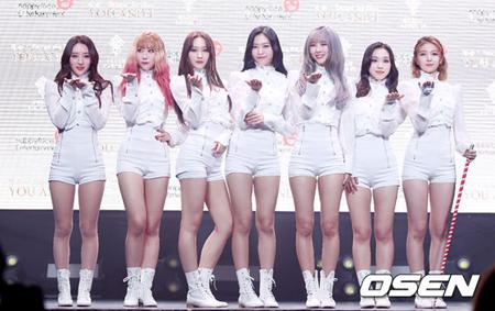 韓国ガールズグループ「DREAMCATCHER」が「GFRIEND」と比較されることについて言及した。