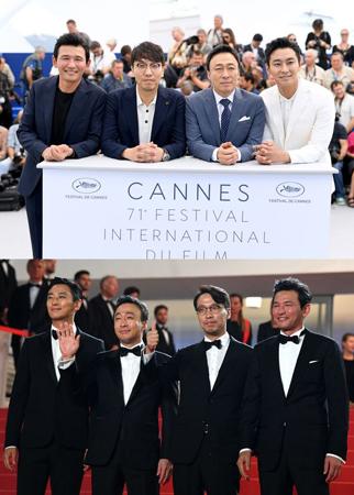 仏・カンヌ国際映画祭の執行委員長が「第71回カンヌ国際映画祭」のミッドナイト・スクリーニング部門で上映されたユン・ジョンビン監督の映画「工作」を絶賛した。(提供:OSEN)
