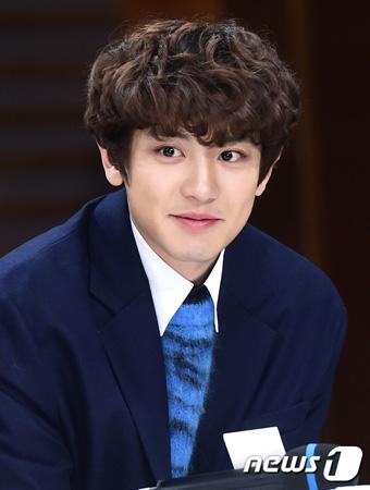 韓国ボーイズグループ「EXO」メンバーのCHANYEOL(チャンヨル)が、ドラマに出演することになった。(提供:news1)