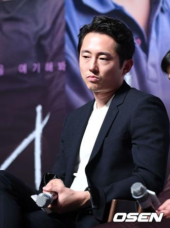 韓国俳優スティーヴン・ユァンの旭日旗騒動が大統領府HPの国民請願にまで登場した。(提供:OSEN)