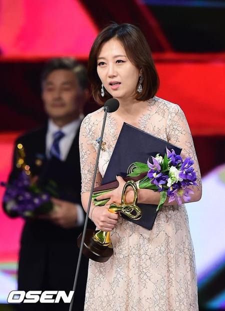 韓国のトロット歌手チャン・ユンジョン(38)が第二子を妊娠したことがわかった。(提供:OSEN)