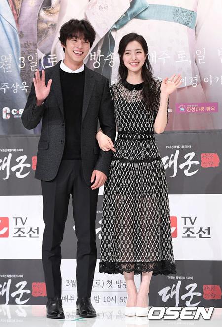 【公式】チン・セヨン側、俳優ユン・シユンとの熱愛報道を否定 「交際NO、単なるハプニング」