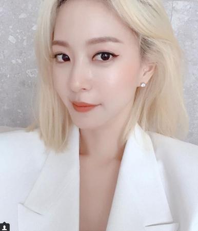 韓国女優ハン・イェスル(36)の美しさは毎日更新されている。(提供:OSEN)
