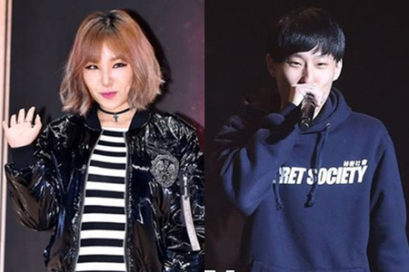 韓国女性ラッパーのKittiB側が、シャツで公判に現れたBlack Nutについて心境を吐露した。(提供:OSEN)
