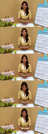 韓国女優パク・シネが、俳優ヒョンビンと共演するtvN新ドラマ「アルハンブラ宮殿の思い出」の広報に熱を入れた。(提供:OSEN)