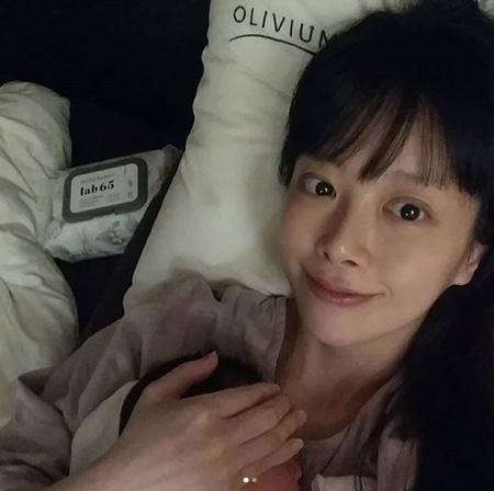 女優シン・ジス、きょう(22日)第一子女児を出産(提供:news1)